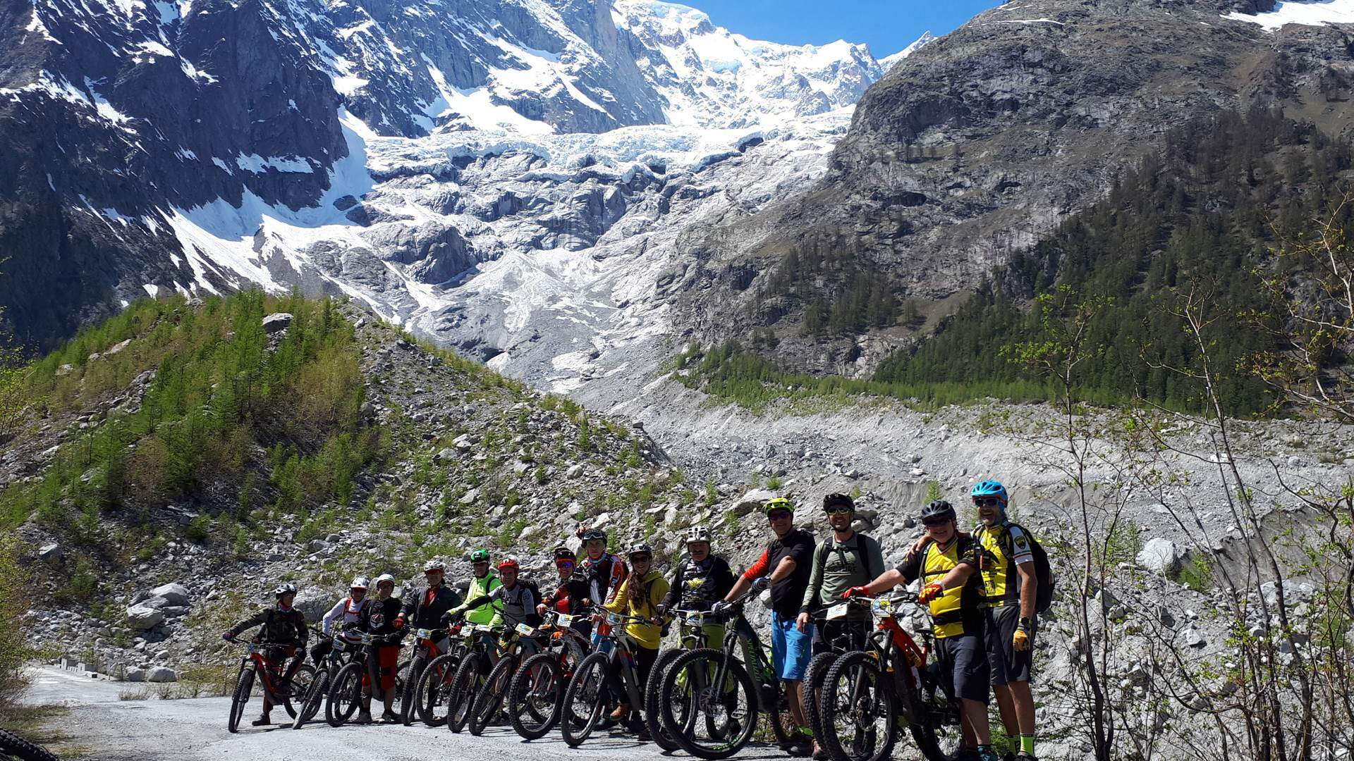 Corso E-Bike Tour Leader