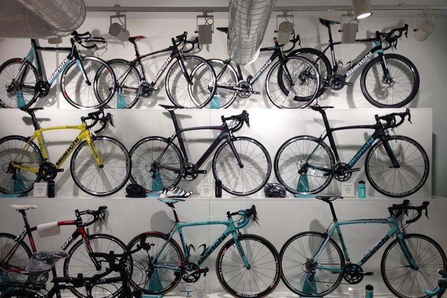 Bike Store Management