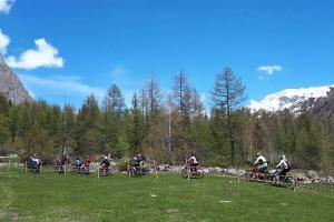 Corso E-Bike Tour Leader Courmayeur