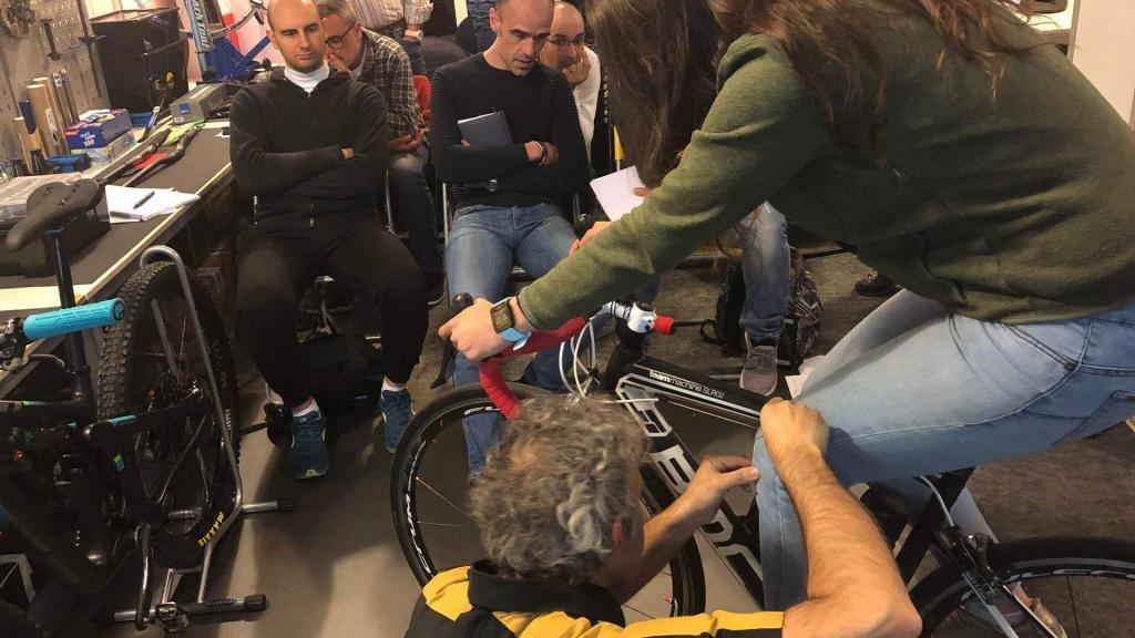 Corso Meccanica Avanzata Bike Fitting