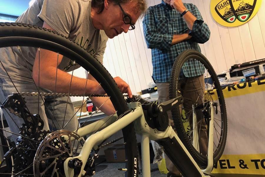 Corso Meccanica E-Bike