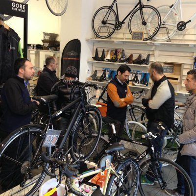 Corso Bike Store Management