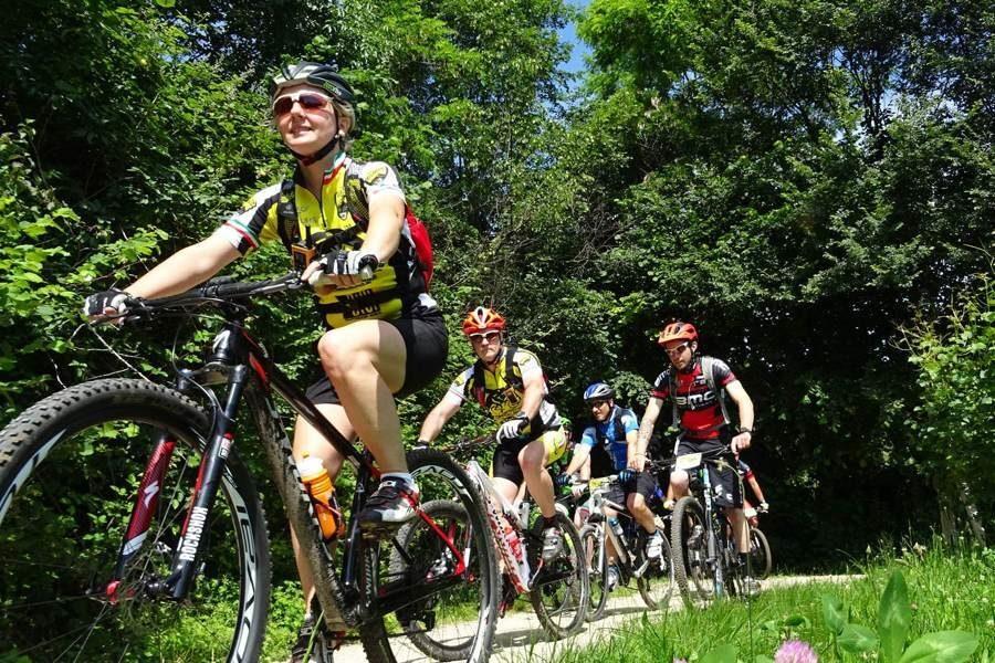 Corso Guide Accademia Nazionale di Mountain Bike
