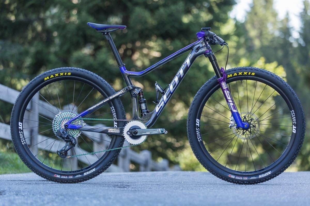 XC Pro Bike Update (deja vu): World Cup winning & World