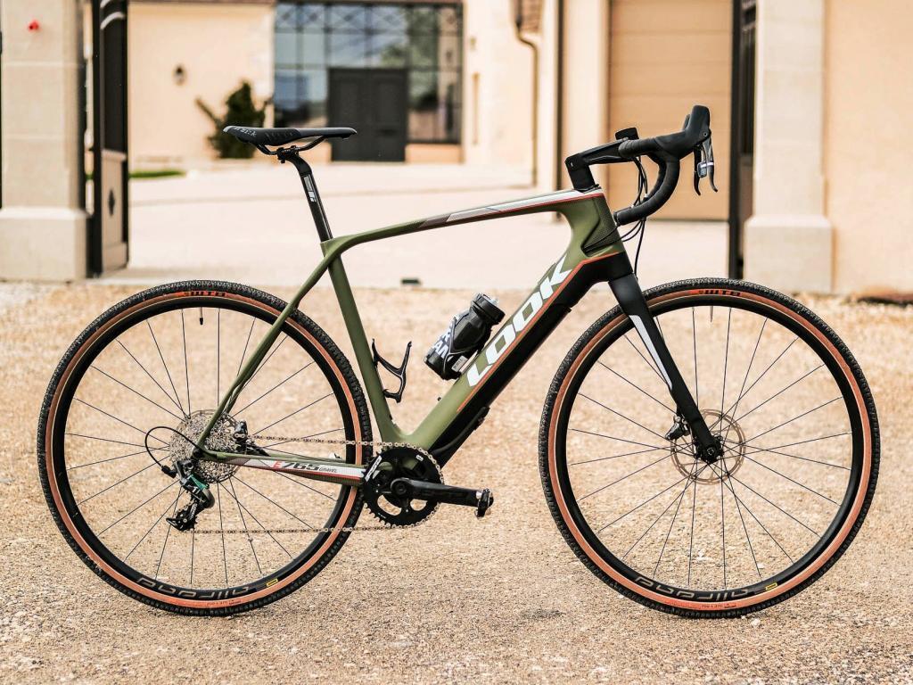 e-bike look