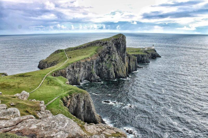 The Ridge – Isola di Skye, Scozia
