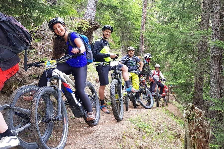 pedalare per costruire un futuro professionale felice