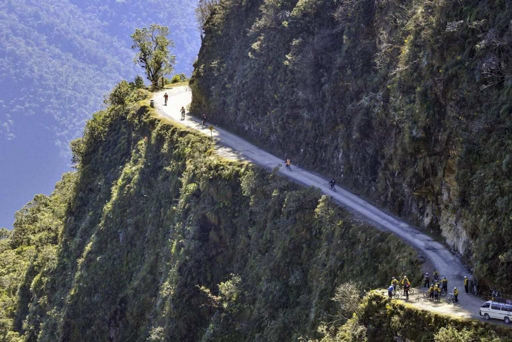 Strada degli Yungas (Bolivia)
