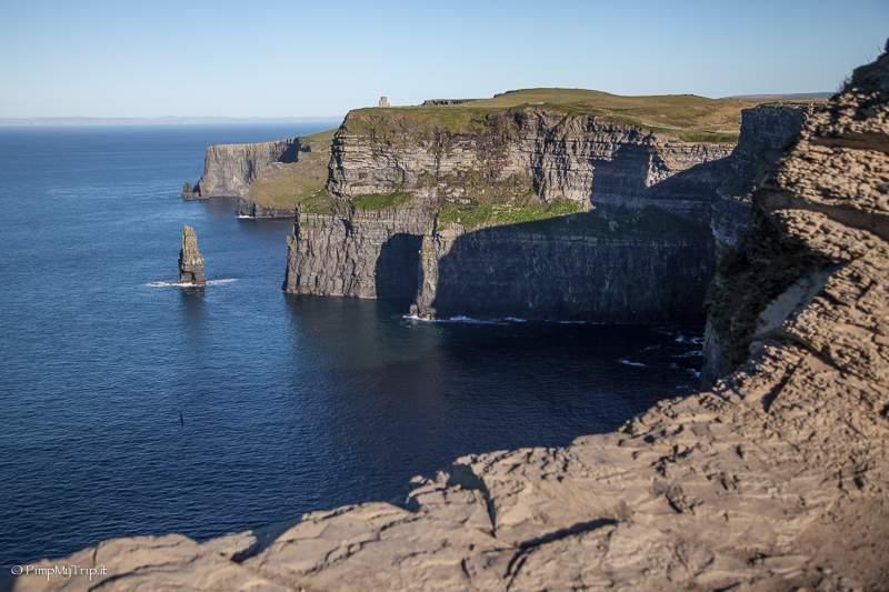 Le scogliere di Moher (Irlanda)