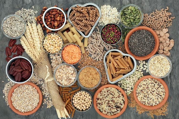 Nutrizione, cereali integrali