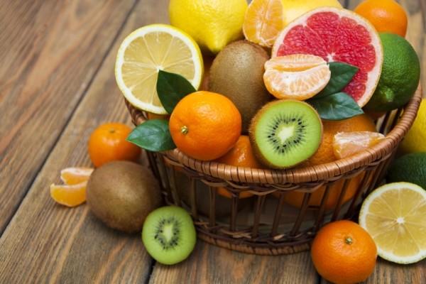 Nutrizione, frutta di stagione