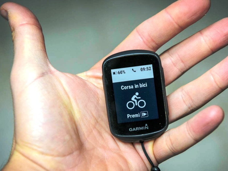 Garmin edge 130 e Guide di MTB