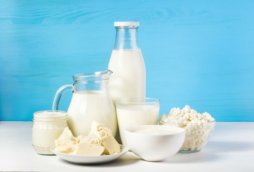 Nutrizione, latticini magri
