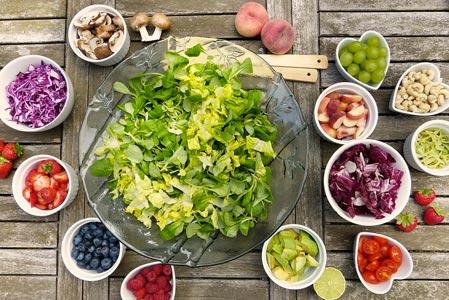 Pedalare e mangiare sano: salute fisica e mentale