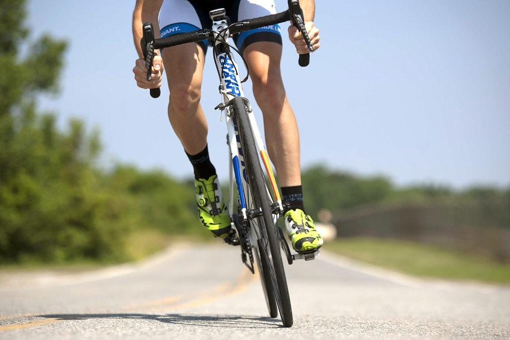 la pedalata e il fastidio ai piedi