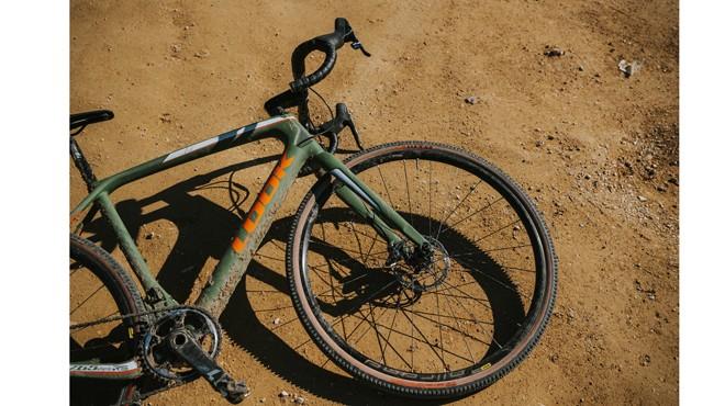 new look gravel bike